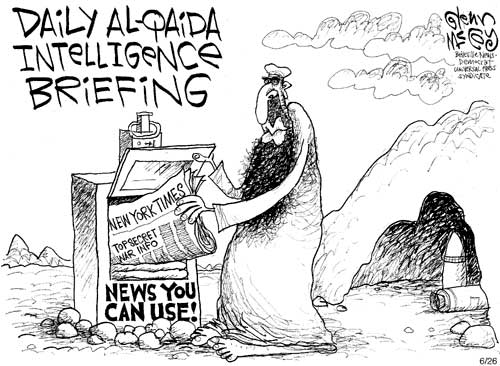 Al Qaida Briefing