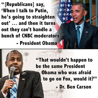 Ben Carson Comment on Obambi