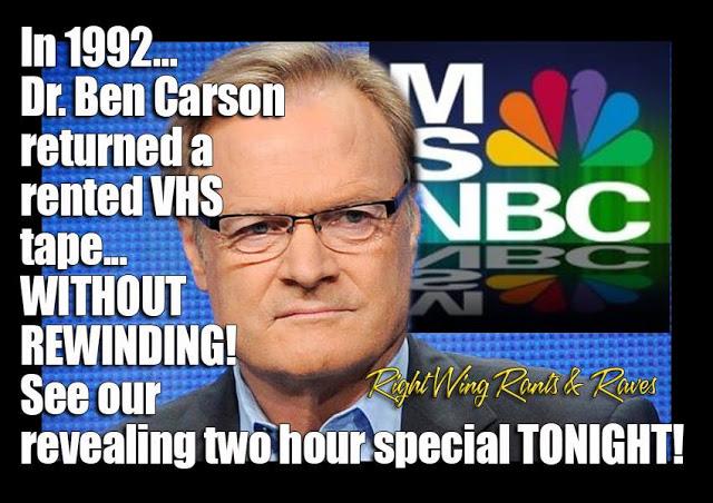 Ben Carson Vetting