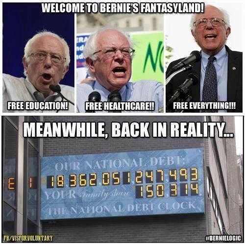 Bernie Dreams