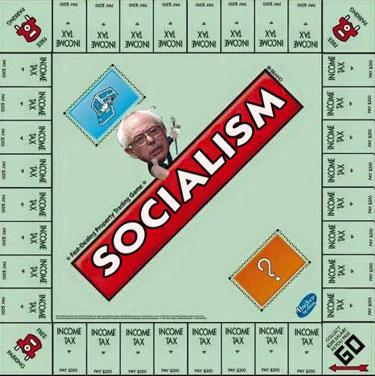 Bernie Sanders Monopoly