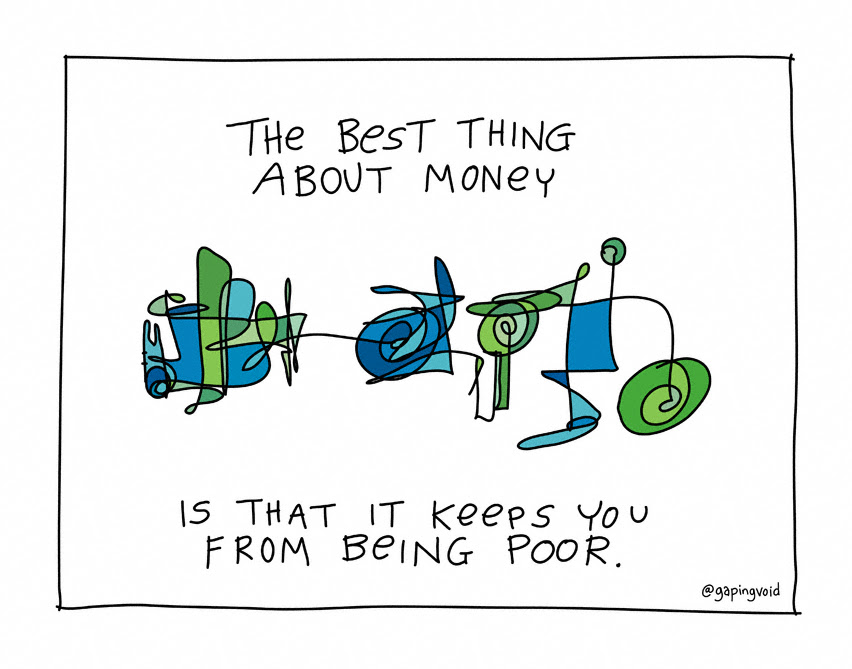 Best Thing About Money