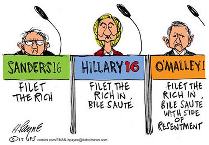 Democrat Roster