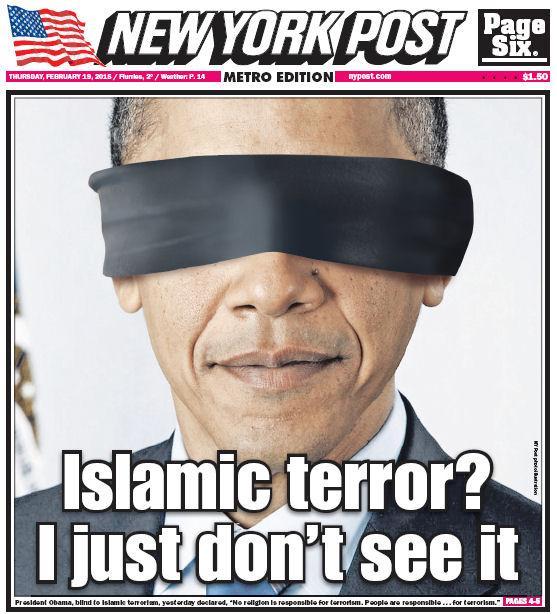 Don't See Islamic Terror