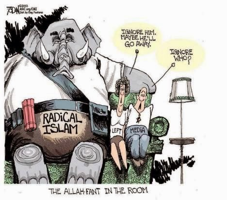 Elephant in the Room - Terrorism