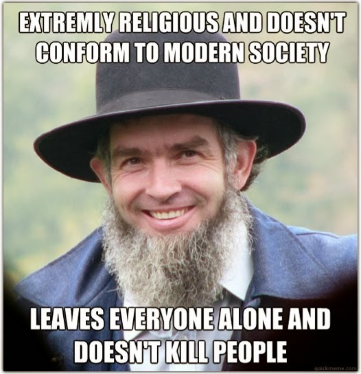 Extremely Religious Doesn't Kill