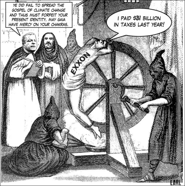 Exxon Inquisition