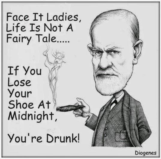 Freud - Missing Shoe