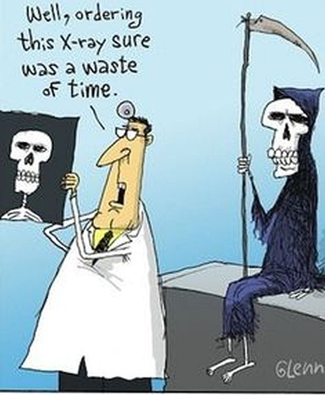 Grim Reaper X-Ray
