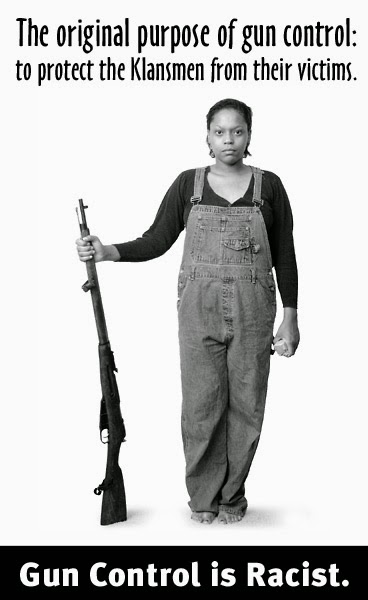 Gun Control Is Racist