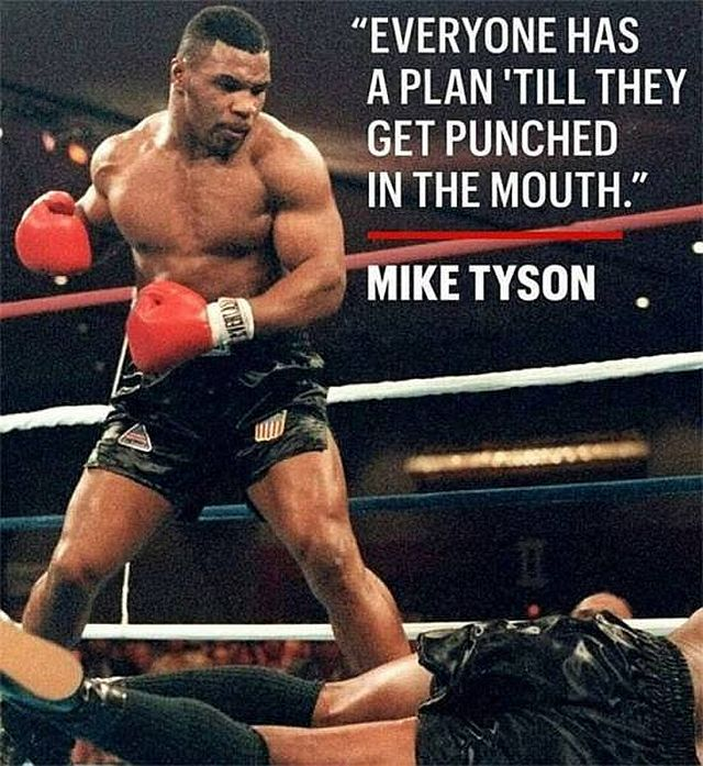 mike tyson wallpaper quotes