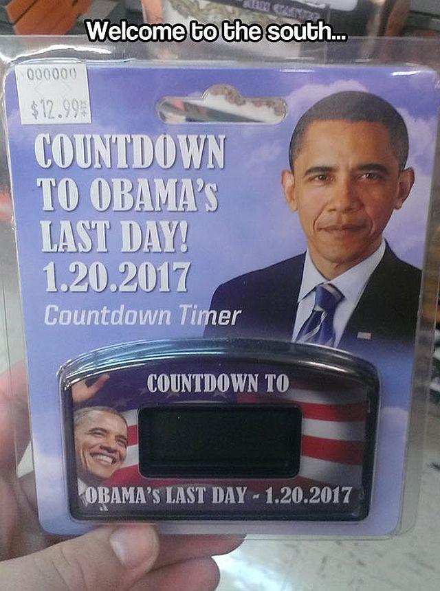 Obambi's Last Day