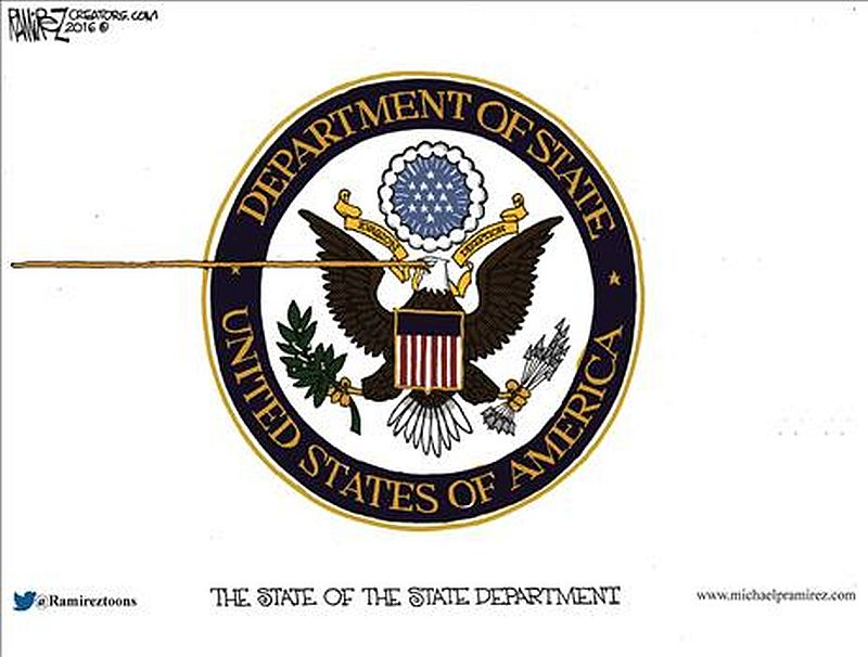 Ramirez - State of the State Department