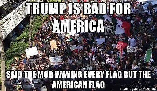 Said the Mob