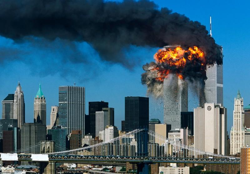 Sept 11 WTC Picture